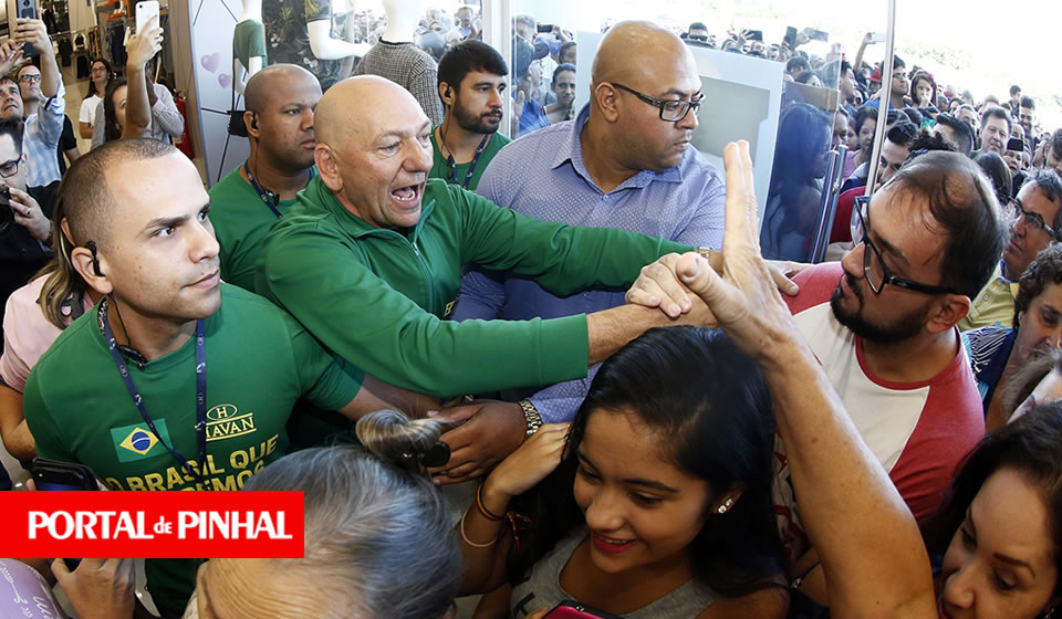 80 mil pessoas passaram pela Havan de Mogi Mirim no fim de semana