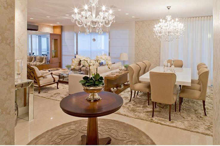 revista decoracao de interiores cortinas:Consultoria de Decoração de Interiores – Sala de Estar e Quarto