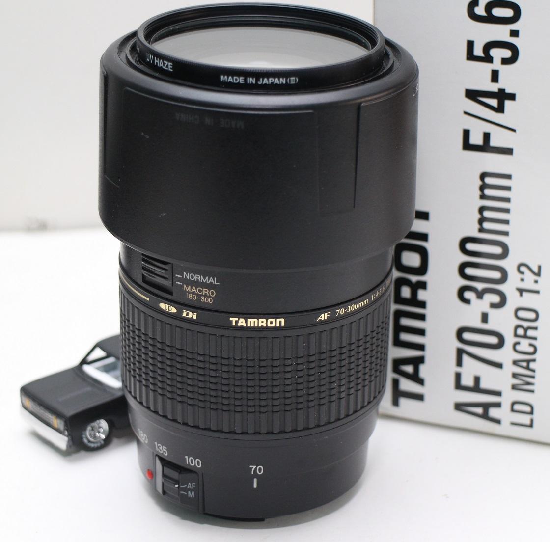 Jual Lensa Tamron 70 300mm For Canon