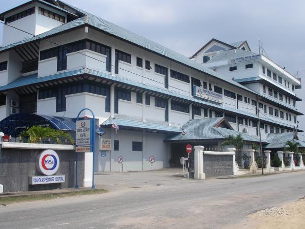 Jawatan Kosong di Kuantan Specialist Hospital Sdn Bhd