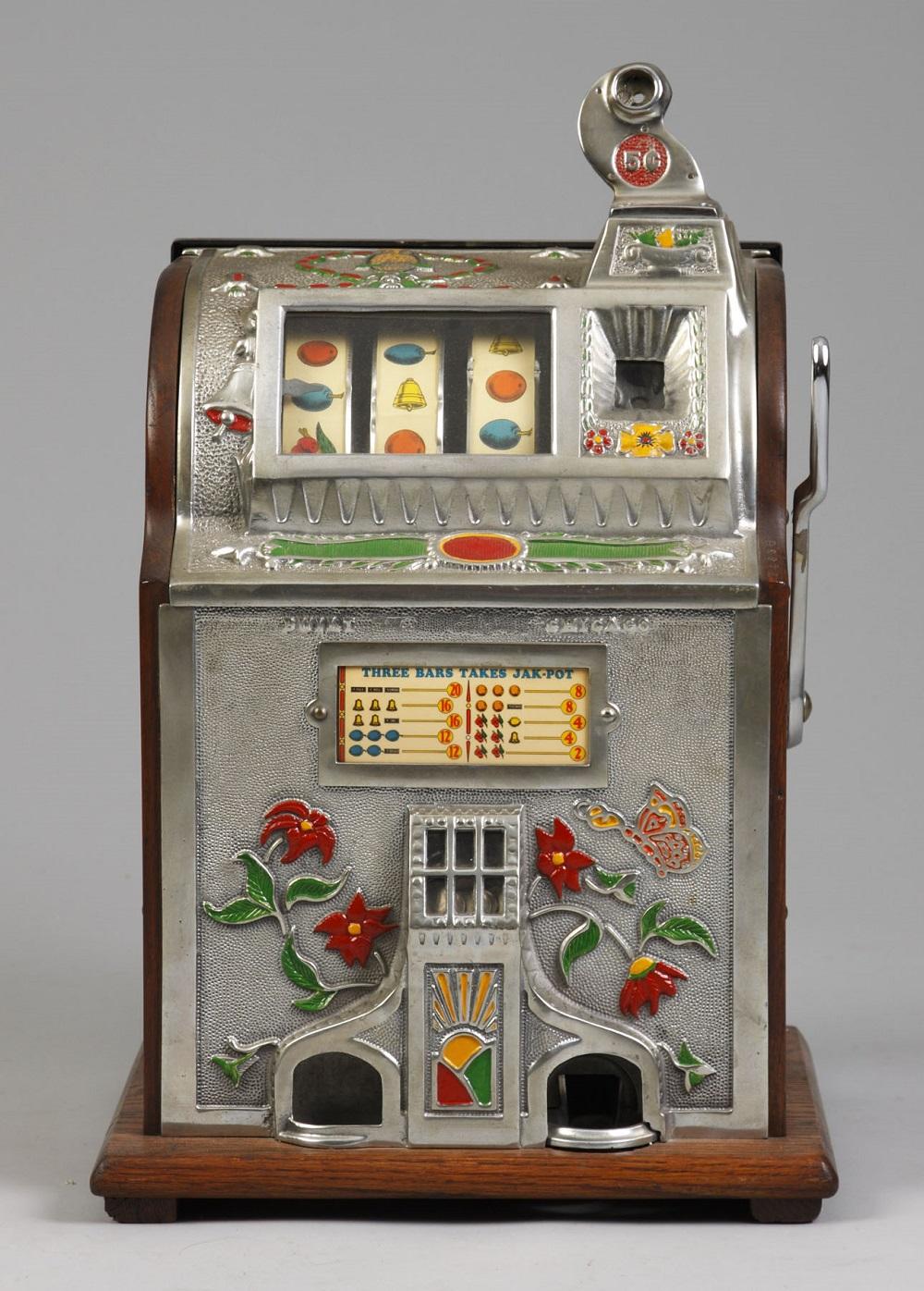 Slot machine definizione