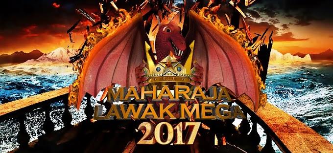 SENARAI PENUH PESERTA MAHARAJA LAWAK MEGA 2017 YANG DITAYANGKAN DI ASTRO WARNA DAN MUSTIKA HD