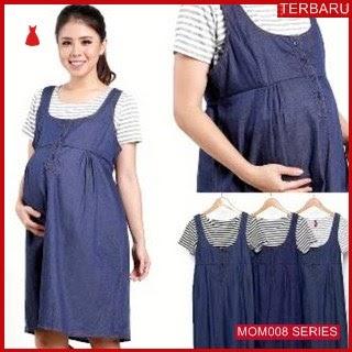 MOM008D41 Dress Hamil Menyusui Modis Monica Dresshamil Ibu Hamil