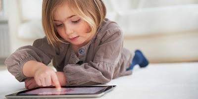 Dampak Negatif Perangkat Android bagi Anak Anda