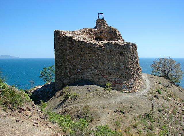 Башня Чобан-Куле