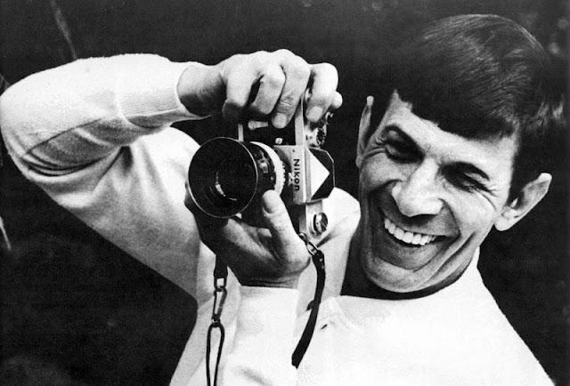 Leonard Nimoy fotografias