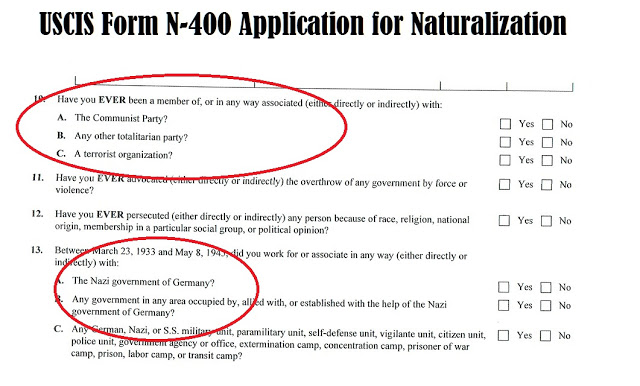 "Need To Share"" News: How Many Applicants For Us Citizenship Admit"
