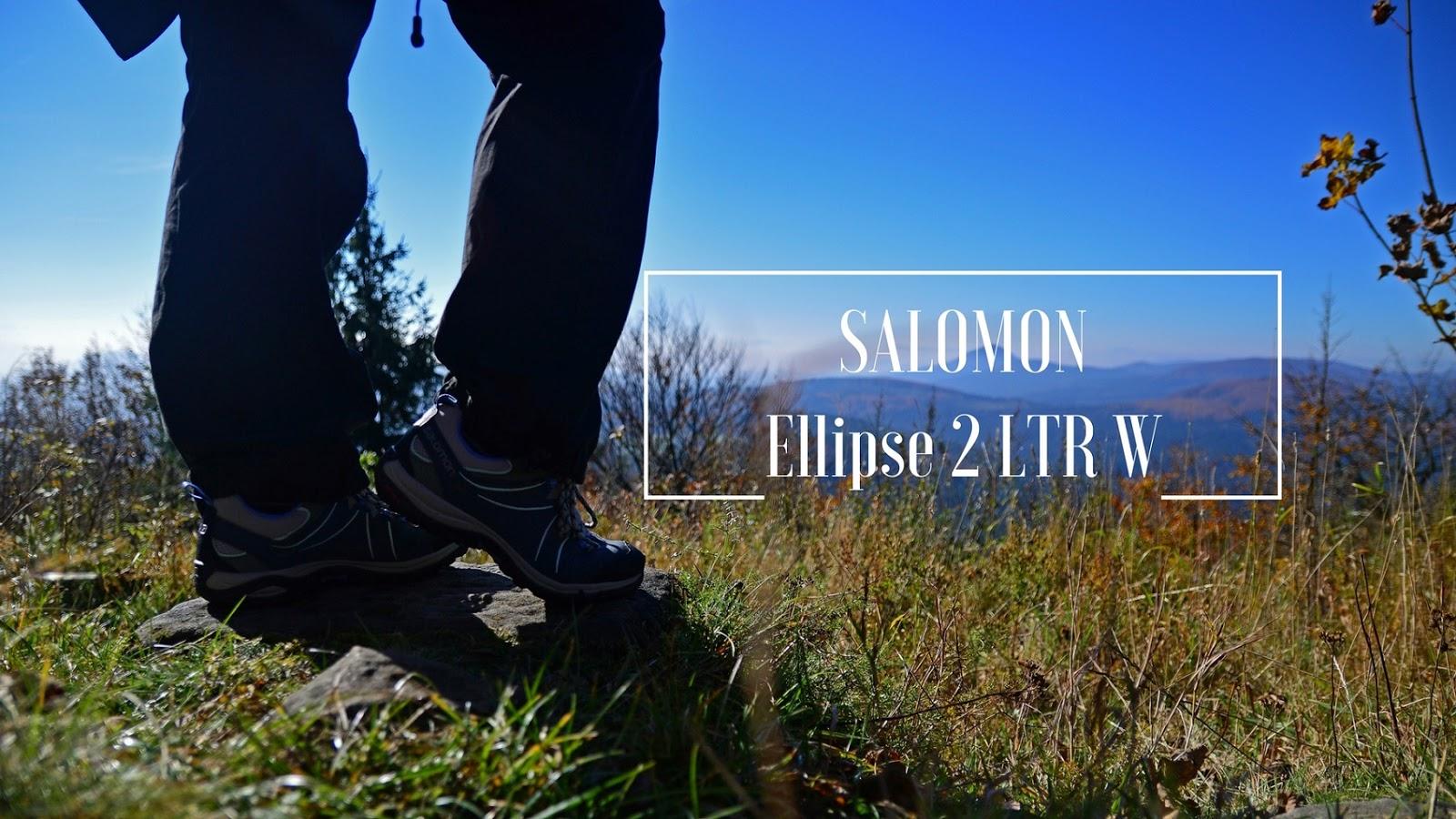 Buty turystczne Salomon Ellipse 2 LTR W opinia