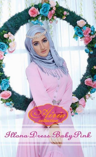 Baju Muslim Modis Terbaru