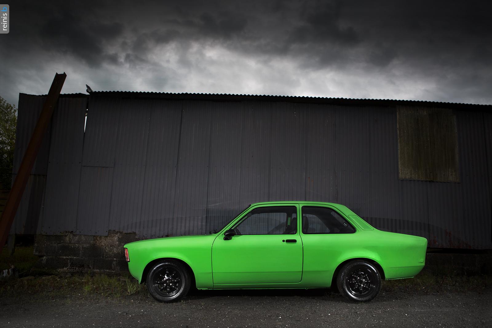 Reinis Babrovskis Photography Opel Kadett C
