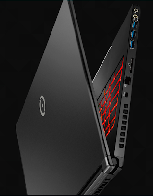 Origin EVO15-S Gaming Laptop Light  with Excellent Performance