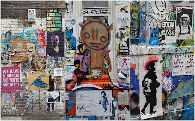 Whoopidooings: Street Art London July 2017