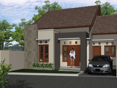 Kumpulan Desain Rumah Minimalis 1 Lantai Modern Terbaru