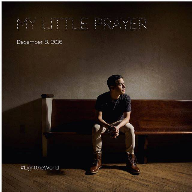 MY LITTLE PRAYER