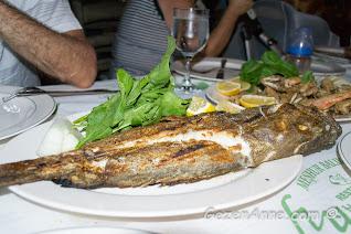 ızgara lagos balığı, Halil'in Yeri Akyaka