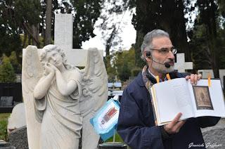 John Harley Cementerio Británico Uruguay Fútbol Peñarol visitas guiadas
