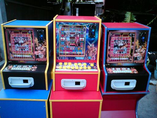 Juegos De Maquinitas De Dinero