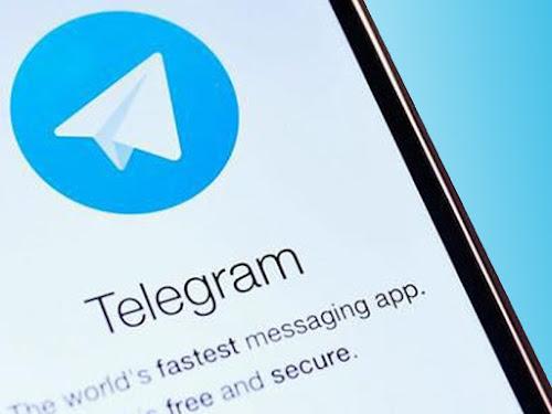 Alasan penutupan akses aplikasi Telegram