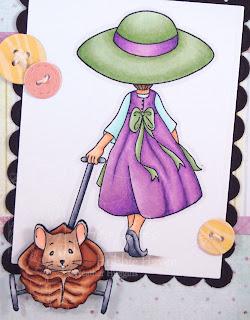 Heather's Hobbie Haven - Adele Card Kit