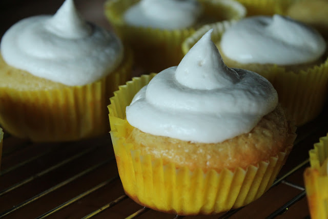 coconut oil 'buttercream'