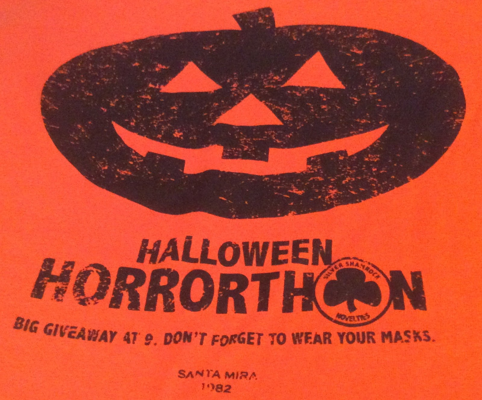 this t shirt is from one of my favourite horror films from my childhood halloween iii season of the witch