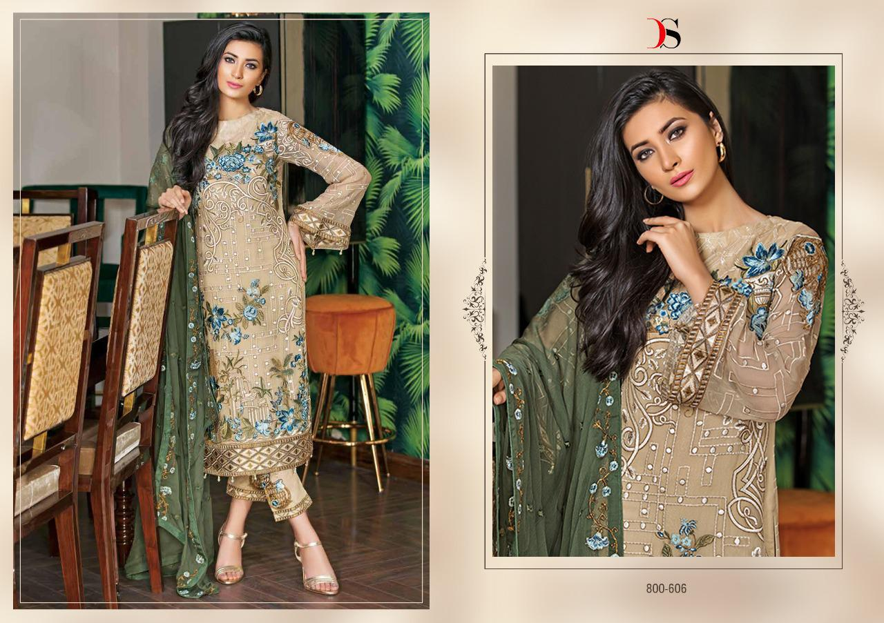 2111fcbea3 Deepsy Ramsha Pakistani Suits Eid and Ramzan Collection dress wholesale  price