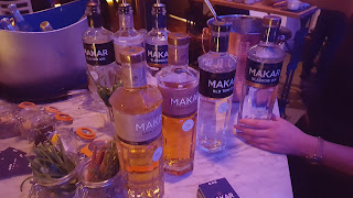 Makar Gin in Mezze in Glasgow Scoland