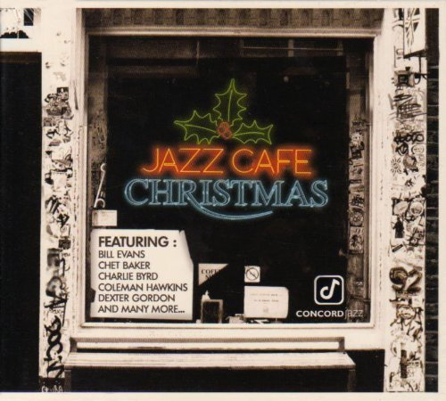 JAZZ CAFE XMAS: BILL EVANS, CHET BAKER, ETC