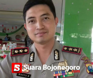 Kapolres Bojonegoro Perintahkan Anggota Laksanakan Giat Cipta Kondis