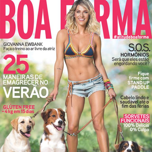 Giovanna Ewabank capa revista
