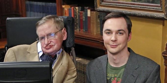 【記得仰望星空】物理學家史蒂芬霍金 辭世 緬懷一個時代的天才-張傑克