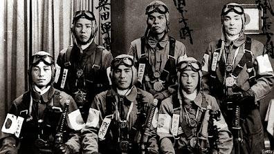 El testimonio de un piloto Kamikaze