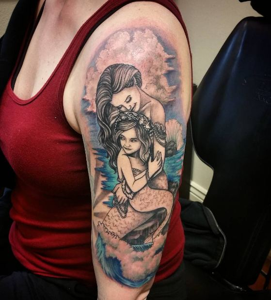 50 meaningful mother daughter tattoos ideas 2017