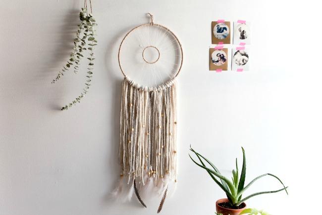 DIY: Atrapasueños