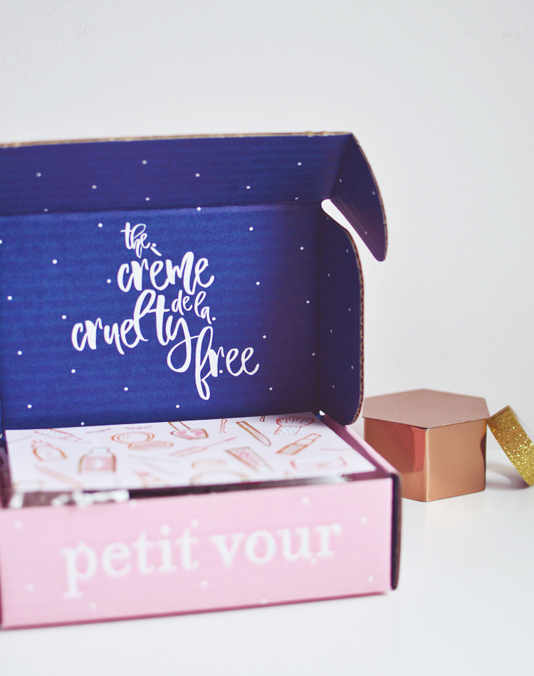 Petit Vour February Beauty Box