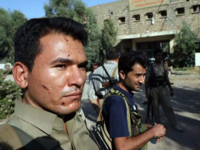 Hand over Kurdish rebel