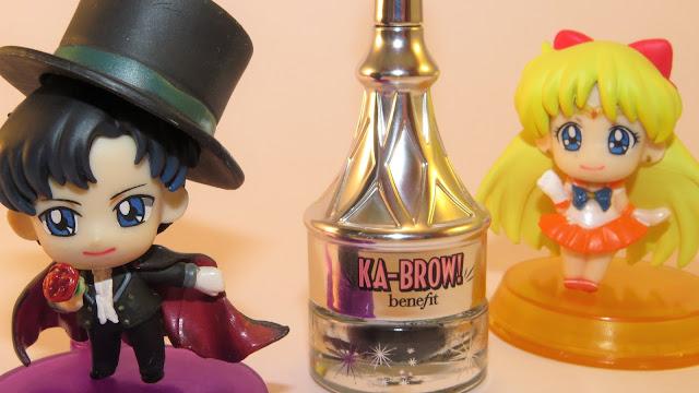 [RESEÑA DE MAQUILLAJE] ~ Gel crema con coloración Kabrow de Benefit