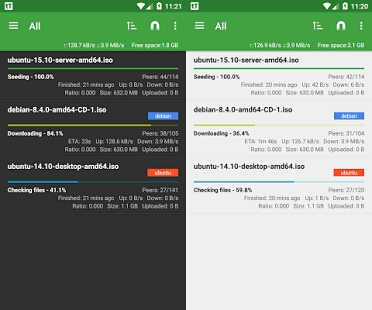 fastest ttorrent downloader for Android phone