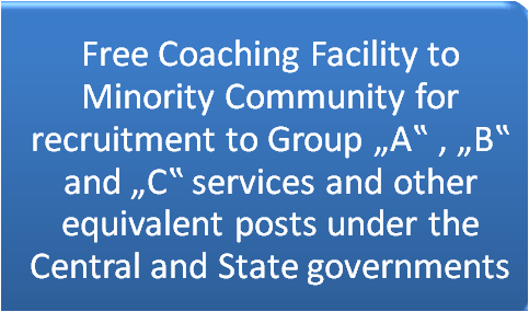free-coaching-facility-to-minority-community-paramnews