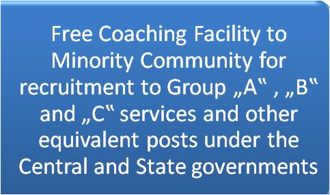 free-coaching-facility-to-minority-community-paramnews