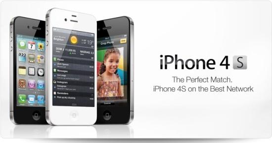 SPESIFIKASI IPHONE 4 VS IPHONE 4S