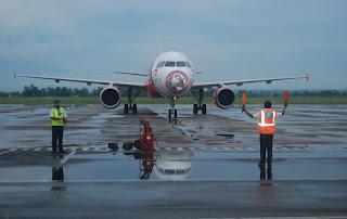 JIN Air Korea Mau Landing, Angkasa Pura Belum Siap