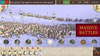 Download ROME Total War v1.10.1RC1 Apk Data Offline Android Update 2019