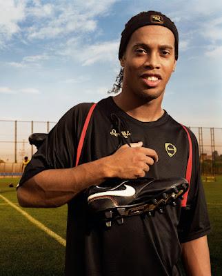 Ronaldinho en Guatemala