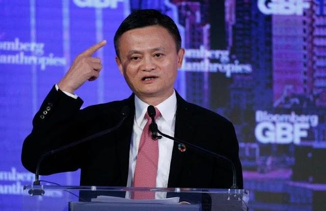 Kenapa Jack Ma Bisa Sukses? Siapa Dia?