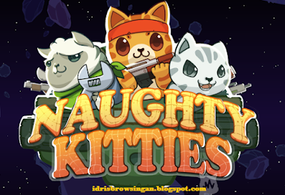 Game naughty kitties android