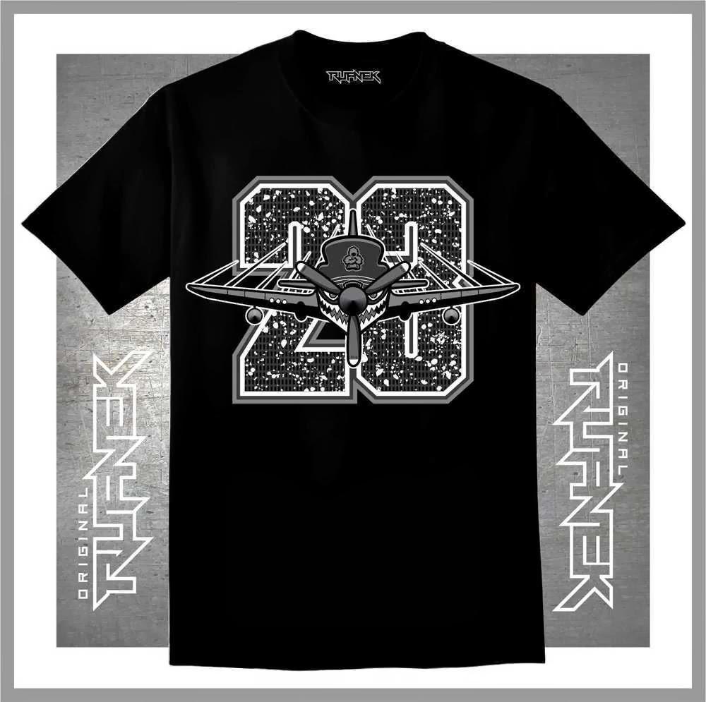 d1fa1f785a4 Jordan Retro 5 Oreo T-Shirt by Original Rufnek Clothing | Jordan ...