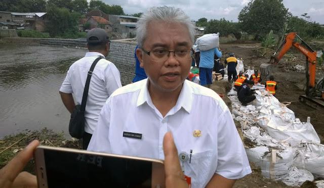 Kepala Badan Perencanaan Pembangunan Daerah (Bappeda) Lumajang, Ir. Nugroho