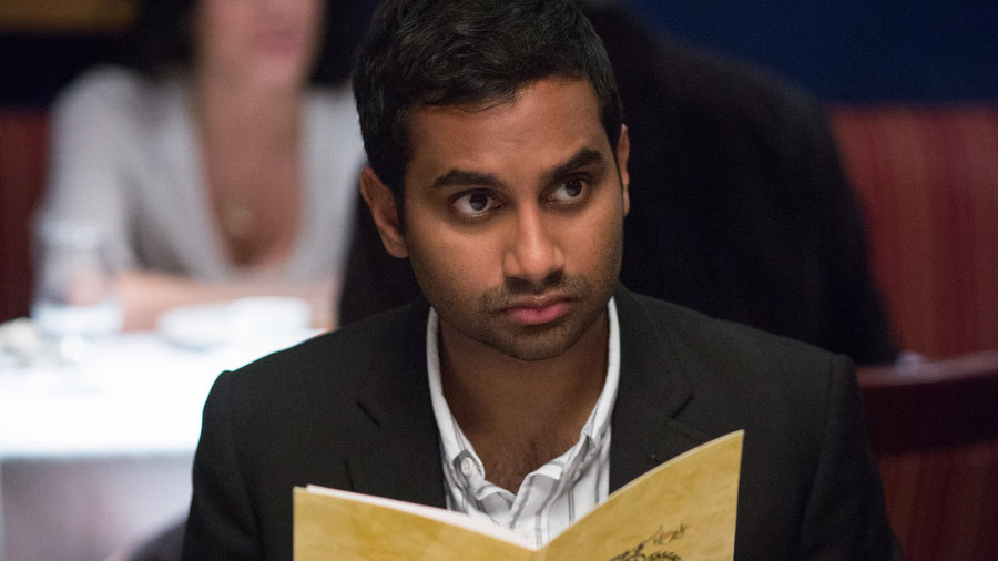 Aziz Ansari en Master of None