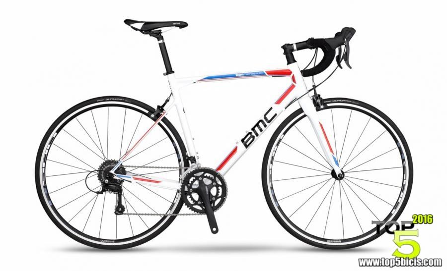 TOP 5 BICICLETAS DE CARRETERA: BMC TeamMachine ALR01, a la altura de ...